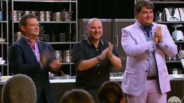 Back to basics ... MasterChef has returned to our screens.