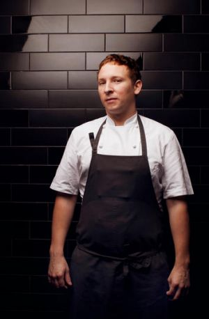Momofuku head chef Ben Greeno.