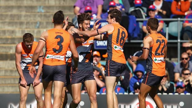 The Giants will be back at Manuka Oval this weekend, looking for their first AFL win.