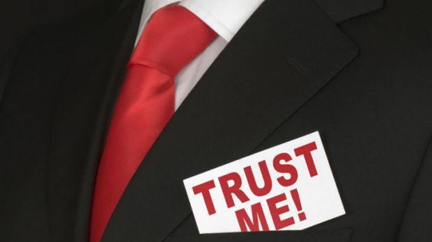 Building trust in business isn't easy. A recent report found that trust in insurance, retail, utilities and financial ...