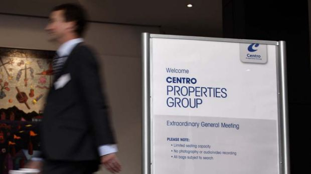 Settled ... PricewaterhouseCoopers will bear one third of Centro's bill, with the remainder divided between the entity ...