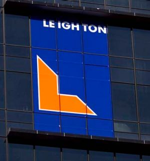 The market greeted the news positively, with Leighton shares rising 3.58 per cent to finish at $24.29.
