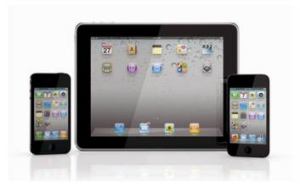 The entire Apple touch-screen revolution had happened since 2007.