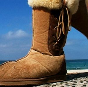 Ugg boots (from the ABC documentary The Good, the Bad and the Ugg Boot): birthday presents when you reach that certain age.