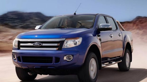 Limited supplies of Ford's Ranger ute has contributed to a considerable loss this financial year.