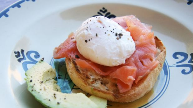 My most perfect poached egg ... Road testing the Per Se method.