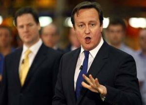 David Cameron ... under scrutiny.