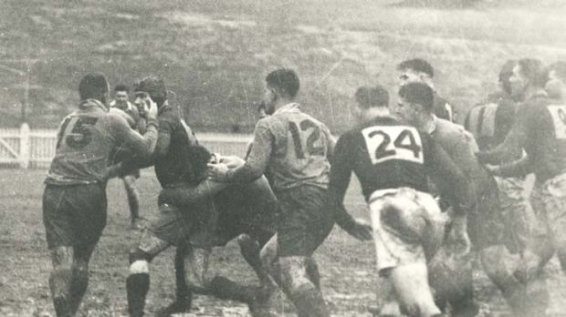 Day to remember ... NSW's 1937 win is one of the proudest moments of the Waratahs franchise.