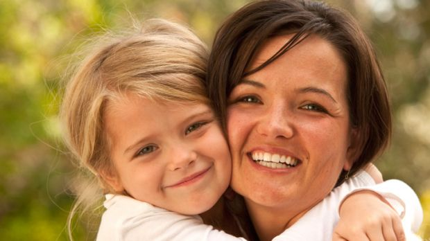 Nurture yourself ... to nurture your daughter better, experts advise.
