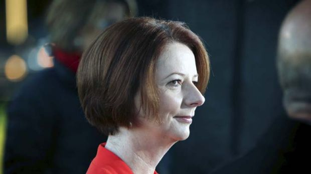 Julia Gillard ... understands the pressures.
