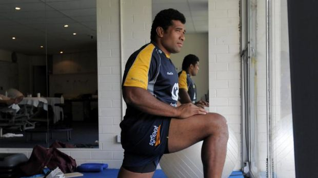 Jerry Yanuyanutawa is set to leave the Brumbies.