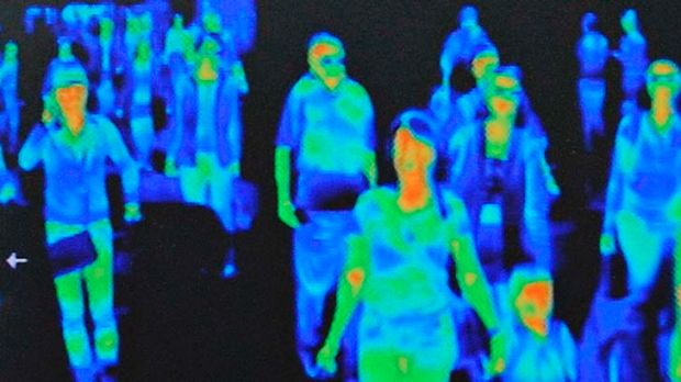 Feel the heat ... thermal computer could be powered by body heat.