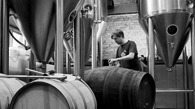 Mikkel Borg Bjergso led the charge of Scandinavian brewers coming to Australia.