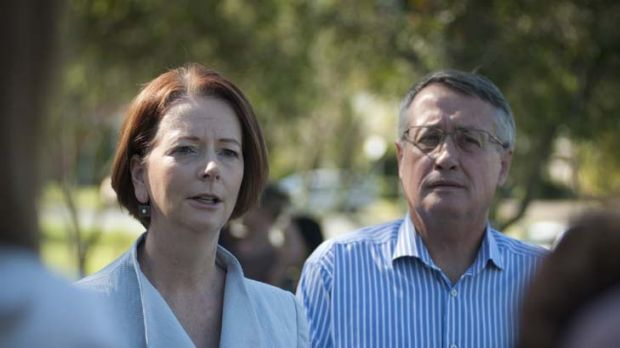"""The Gillard government is still in the cart for genuine business tax reform"" ... Wayne Swan."