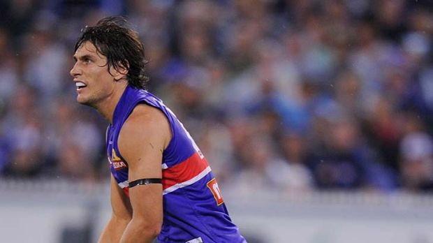 Motoring on: Bulldog Ryan Griffen has been labelled a Rolls-Royce player.