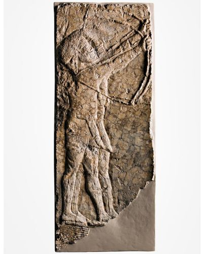 FRAGMENTARY RELIEF ? Assyrian, Late 7th century BC In 1847, having abandoned his intention to practice law, Sir Austen ...