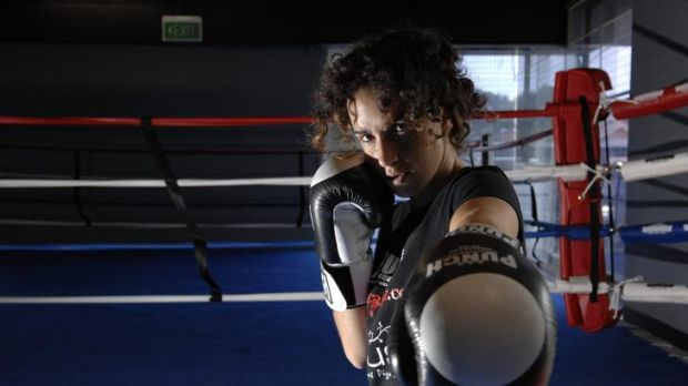 Canberra based boxer Bianca Elmir was slapped with a provisional doping ban.