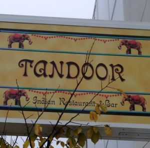 The Tandoor Indian in Belconnen.