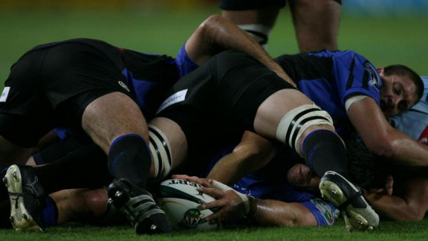 Use it ... new rules mean ruck ball must be used in five seconds