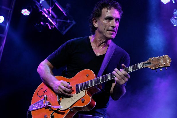 3. Ian Moss of Cold Chisel.