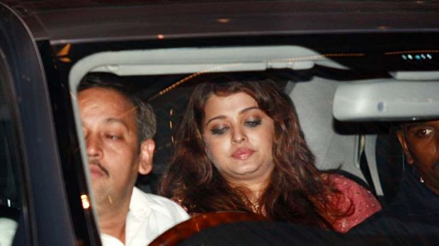 """Aishwarya Rai  ... """"She is a Bollywood actress and it is her duty to look good and fit."""""""