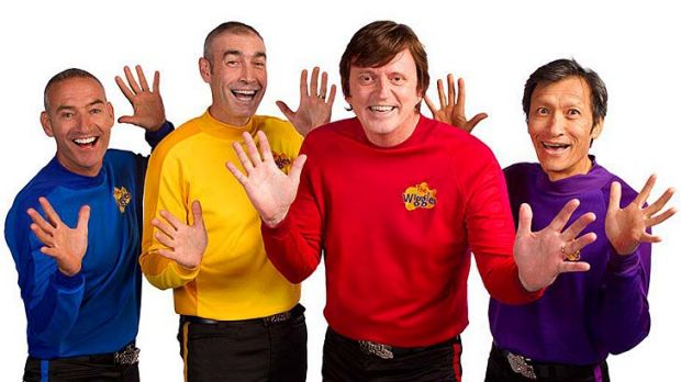 Three retirements ... The Wiggles.