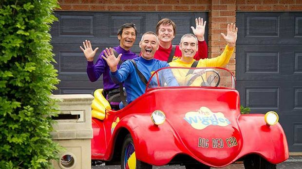Once were Wiggles ... band will undergo a big shake-up.