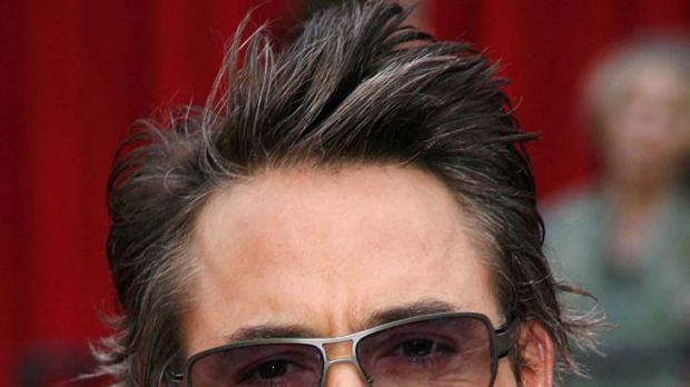Smooth operator ... Robert Downey Jr, after a rough and wild start.