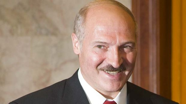 Belarus President Aleksandr Lukashenko ... his country has a poor human rights record.