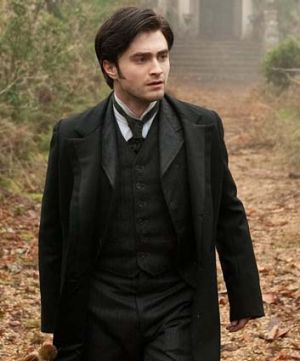 Branching out ... Daniel Radcliffe in <em>The Woman in Black</em>.
