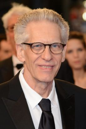 "Canadian director David Cronenberg arrives for the screening of ""Antiviral"" directed by his son Brandon and presented in ..."