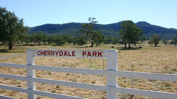 Cherrydale Park ... owned by the Obeid family.