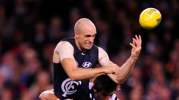 Chris Judd's checklist includes the clearance rate, a key statistic the Blues have lost for five straight weeks.