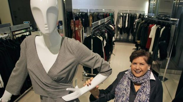 Every year Maree Cunningham runs exclusive pre-sell appointments in the international designer salon at Myer in Bourke ...