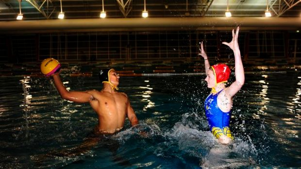ACT duo Tim Reeves and Georgia Rossettin have both been selected in Australian Schools water polo teams.