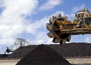 Ahead of the pack ... Australian mining industry.