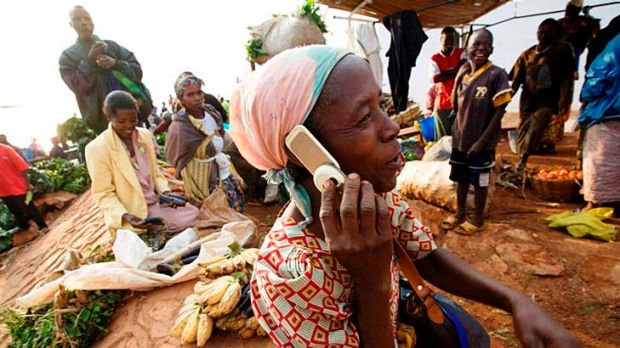 The Cherie Blair Foundation for Women has been working to deliver technology to women in developing markets.