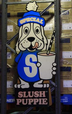 Four to 12-year-olds are Slush Puppie's biggest consumers.