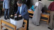 Egypt's presidential candidates cast their votes (Video Thumbnail)