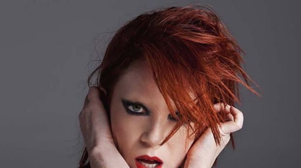 """""""I took ownership over my abilities this time around"""" ... Shirley Manson."""