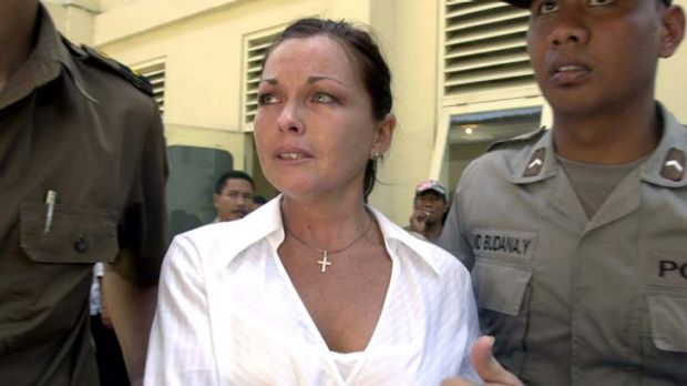 Five years off her sentence ... Schapelle Corby.