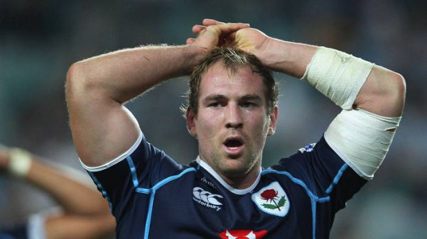 No Wallaby start ... Rocky Elsom has missed selection for the Australian squad.