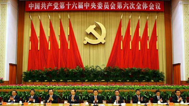 Blood ties ... Some of China's most respected public intellectuals are warning that Chinese society and the economy are ...