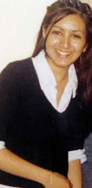 Parents accused … 17-year-old Shafilea Ahmed's body was found four months after she went missing in 2003.