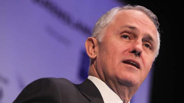 """I am very concerned by what appears to me to be a material erosion of our tax base"" ... Malcolm Turnbull."