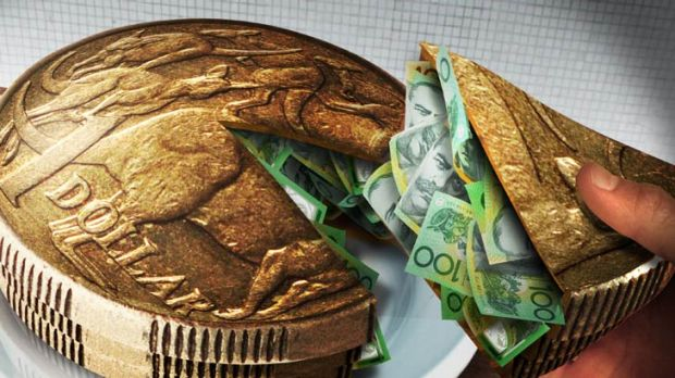 Australia is one of the lowest-taxed countries in the Western world.