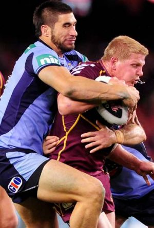 A significant challenge lies ahead for NSW in the remaining two games ... Queensland can only get stronger.