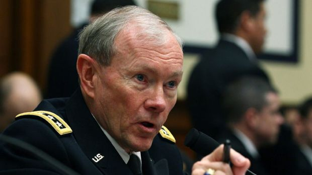 US General Martin Dempsey, chairman of the Joint Chiefs of Staff, has put Syrian dictator Bashir al-Assad on notice over ...