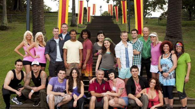 The 11 teams of two that make up the second series of <i>The Amazing Race Australia</i> are all set to entertain.