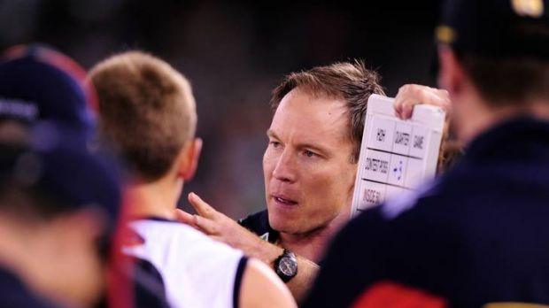 Adelaide coach Brenton Sanderson believes the Crows are in a bright position for the future.